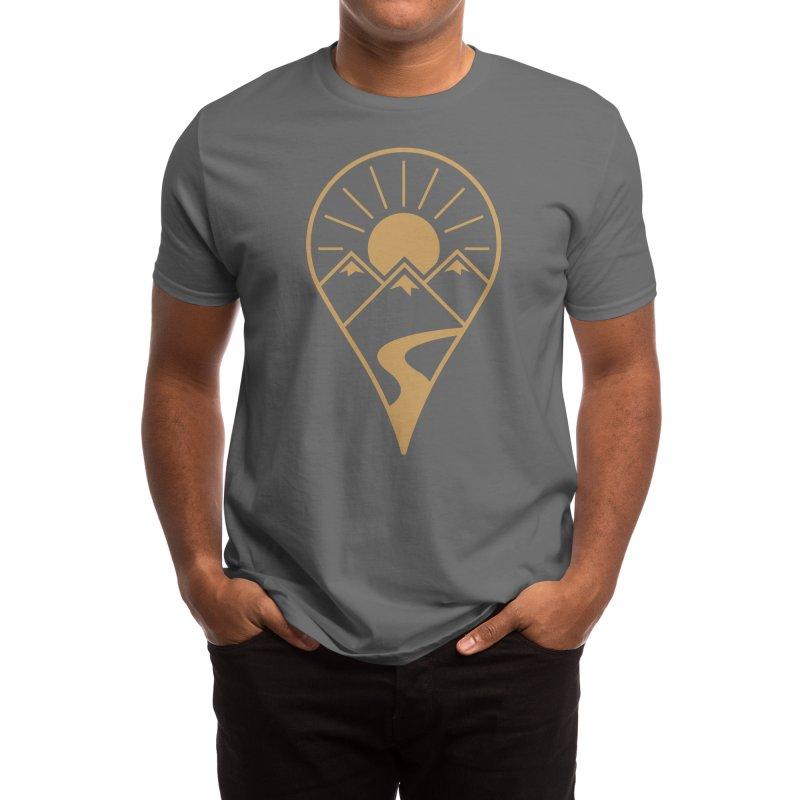 PIN Men's T-Shirt by Threadless Artist Shop