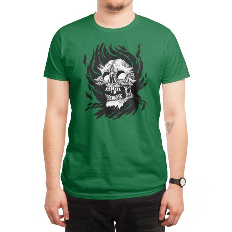 Flame Men's T-Shirt by Threadless Artist Shop