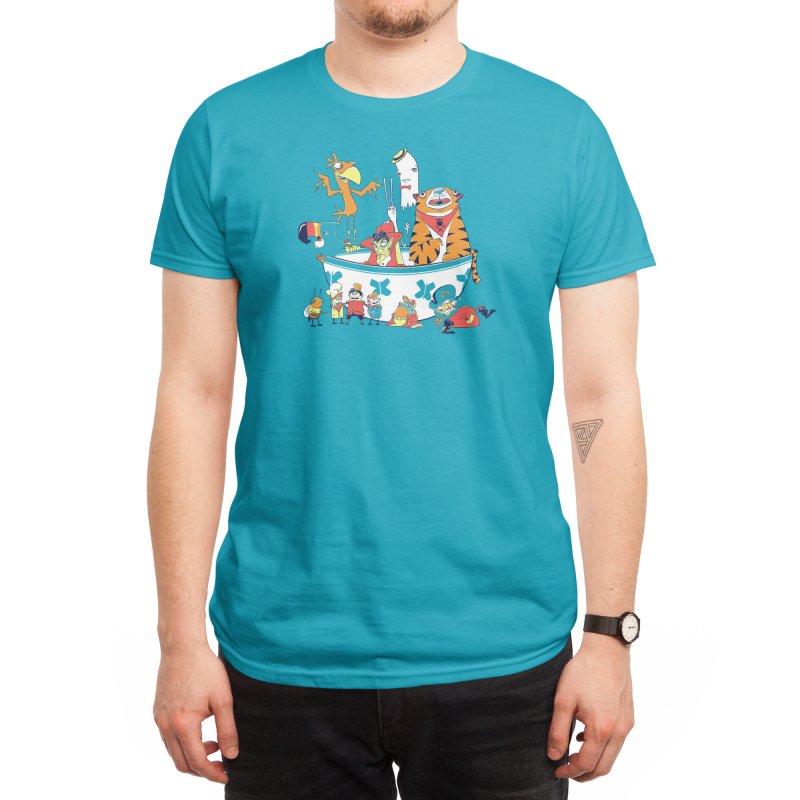 Sugar High Men's T-Shirt by Threadless Artist Shop