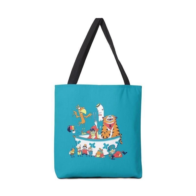 Sugar High Accessories Bag by Threadless Artist Shop