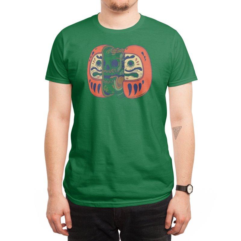 Daruma Anatomy Men's T-Shirt by Threadless Artist Shop