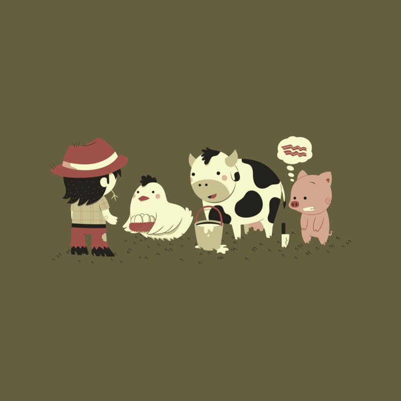 Eggs, Milk and... Men's T-Shirt by Threadless Artist Shop
