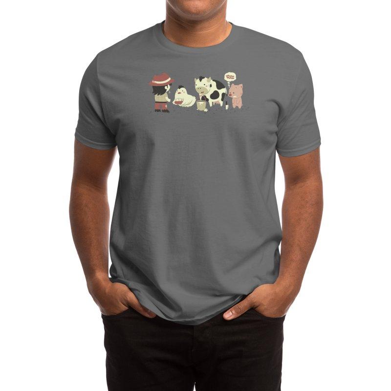 Eggs, Milk and... Men's T-Shirt by Threadless Artist Shop