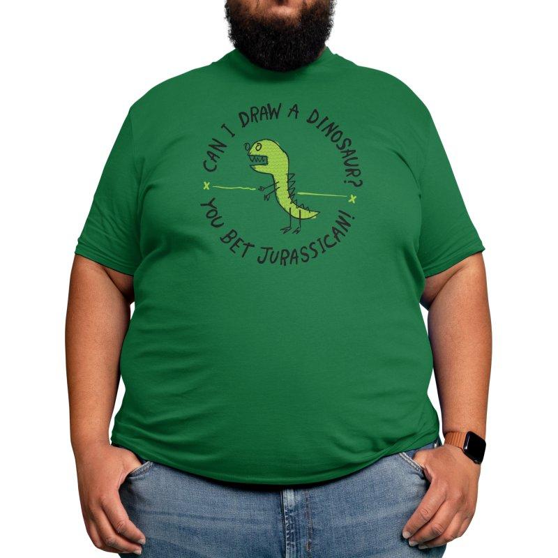 Jurassican! Men's T-Shirt by Threadless Artist Shop