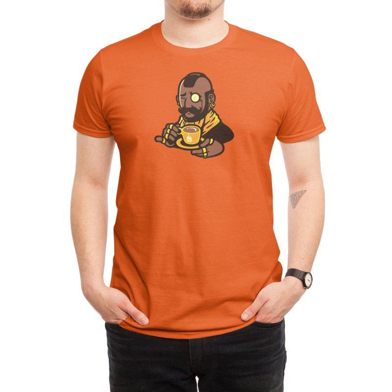Gentleman T Men's T-Shirt by Threadless Artist Shop