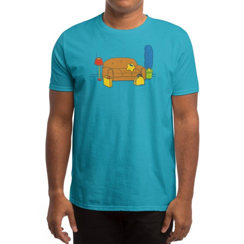 Springfield Still Life Men's T-Shirt by Threadless Artist Shop