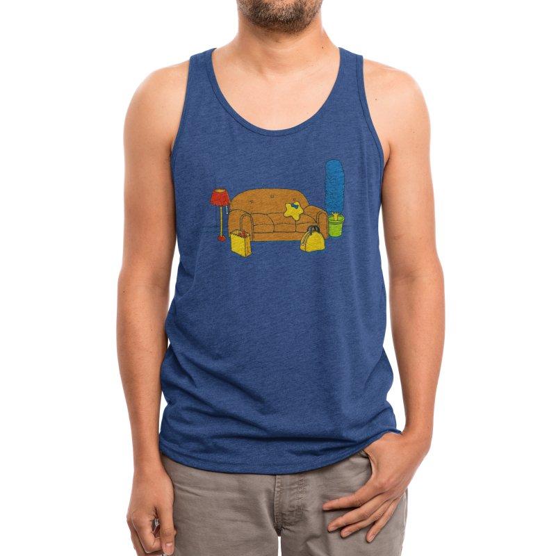 Springfield Still Life Men's Tank by Threadless Artist Shop
