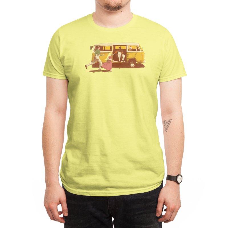 Sunshine Men's T-Shirt by Threadless Artist Shop