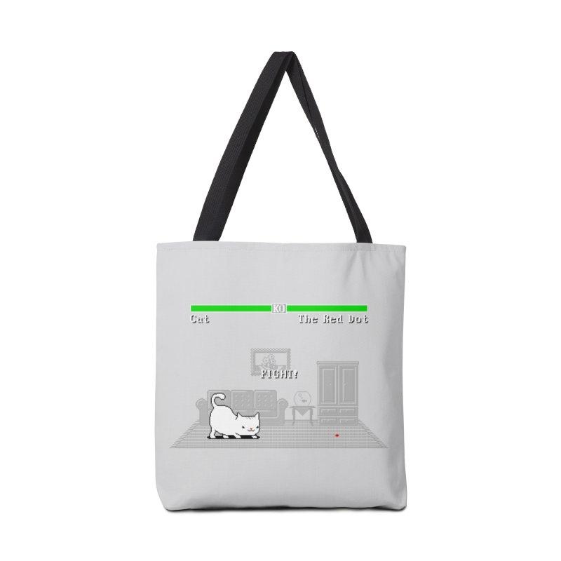 Final Boss - Jakub Gruber Accessories Bag by Threadless Artist Shop