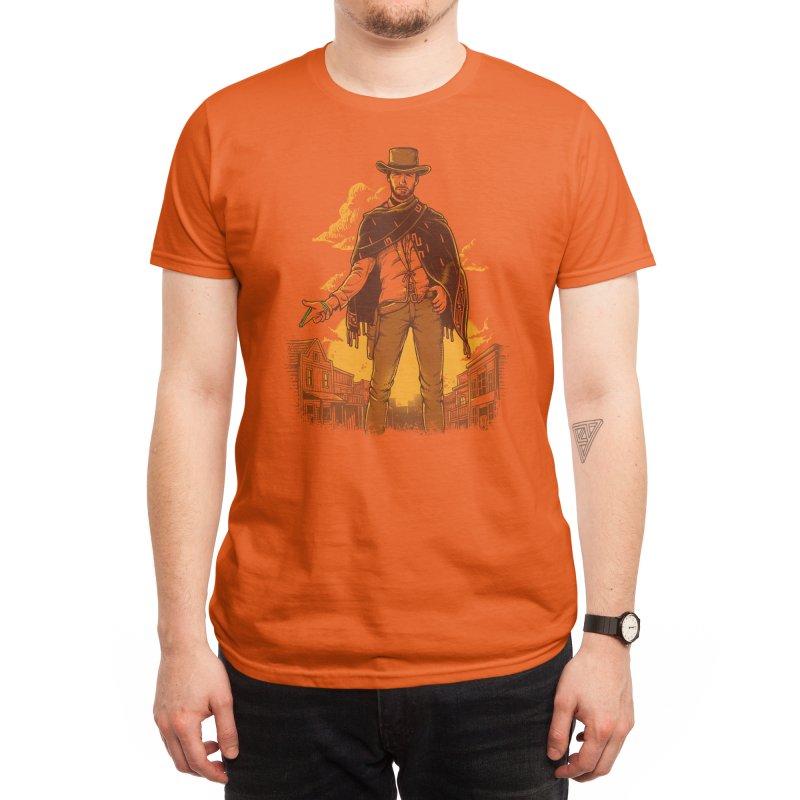 Rubber Band Duel Men's T-Shirt by Threadless Artist Shop