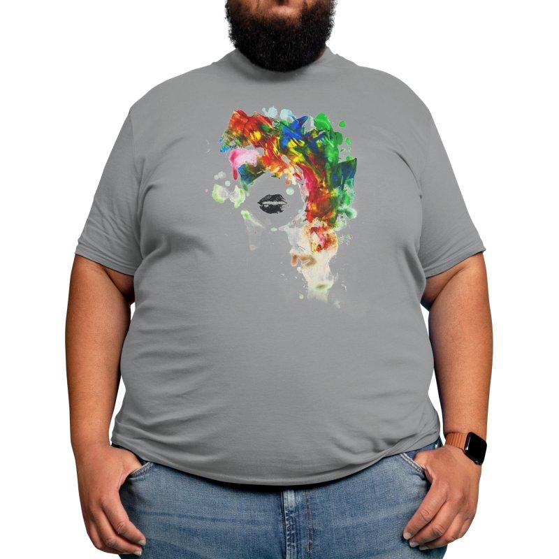 BLACK LIPS Men's T-Shirt by Threadless Artist Shop