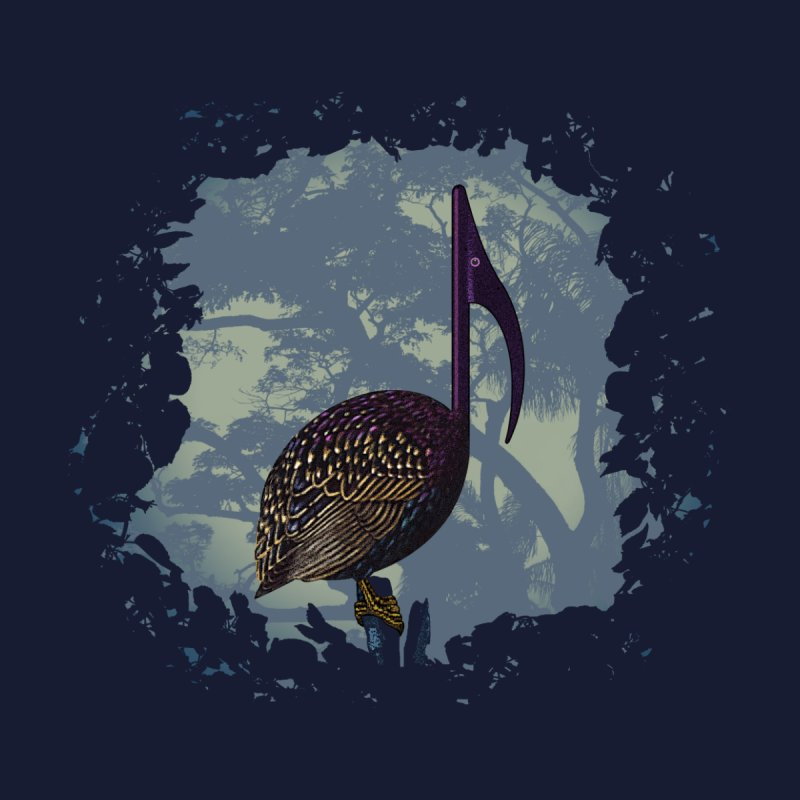 Song Bird Men's T-Shirt by Threadless Artist Shop