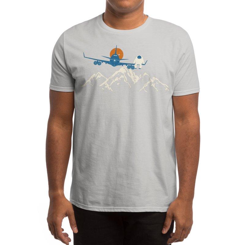 Hitchin' a Ride Men's T-Shirt by Threadless Artist Shop