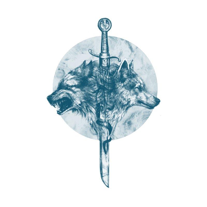 Dire Wolf Men's T-Shirt by Threadless Artist Shop