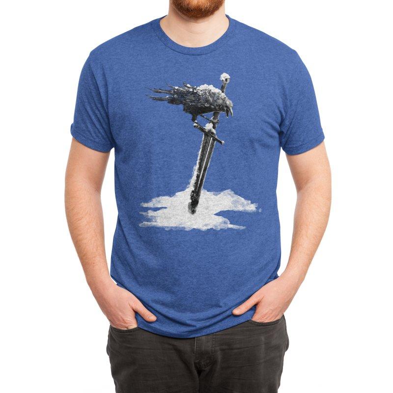 Snow - Jonna Piltti Men's T-Shirt by Threadless Artist Shop