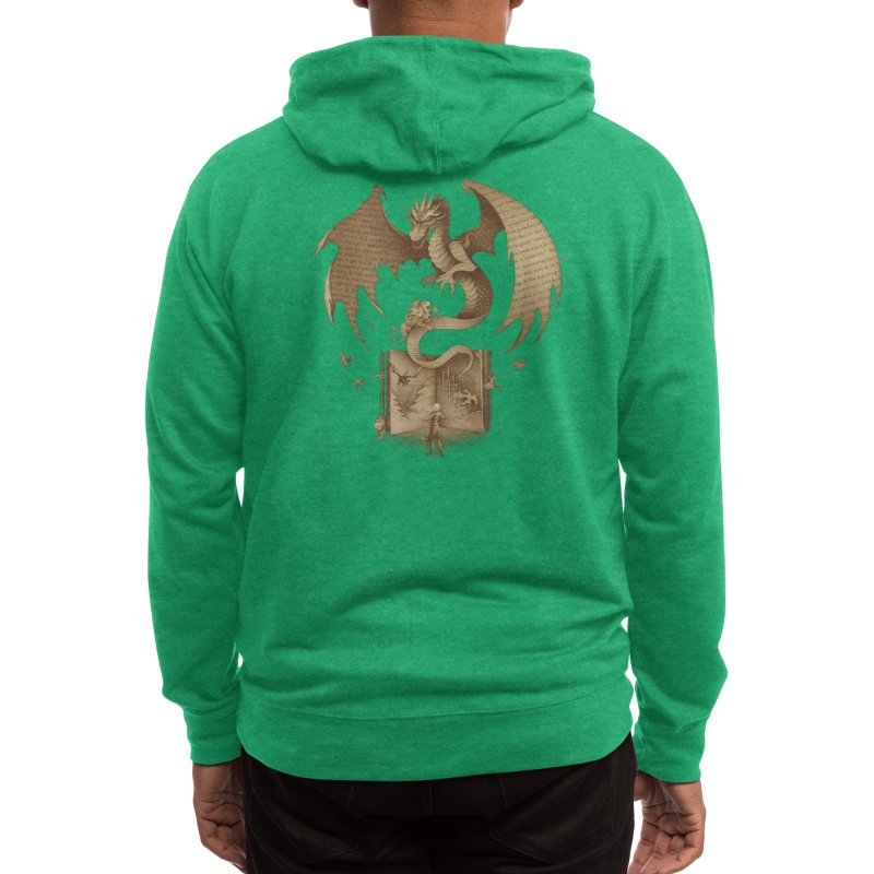 The Mysterious Game of the Throne Men's Zip-Up Hoody by Threadless Artist Shop