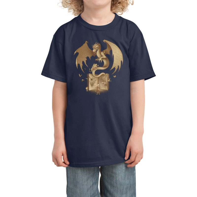 The Mysterious Game of the Throne Kids T-Shirt by Threadless Artist Shop