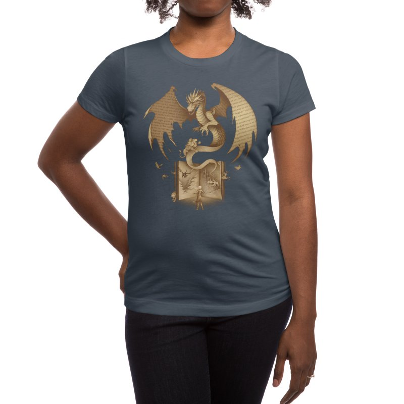 The Mysterious Game of the Throne Women's T-Shirt by Threadless Artist Shop
