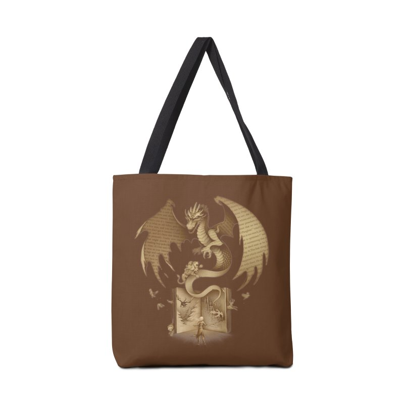 The Mysterious Game of the Throne Accessories Bag by Threadless Artist Shop