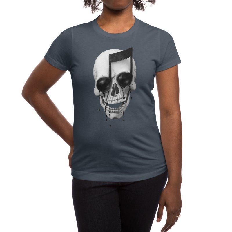 Song of Death Women's T-Shirt by Threadless Artist Shop