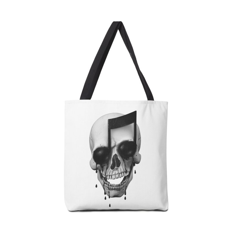 Song of Death Accessories Bag by Threadless Artist Shop