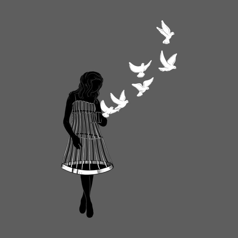 Freed Women's T-Shirt by Threadless Artist Shop