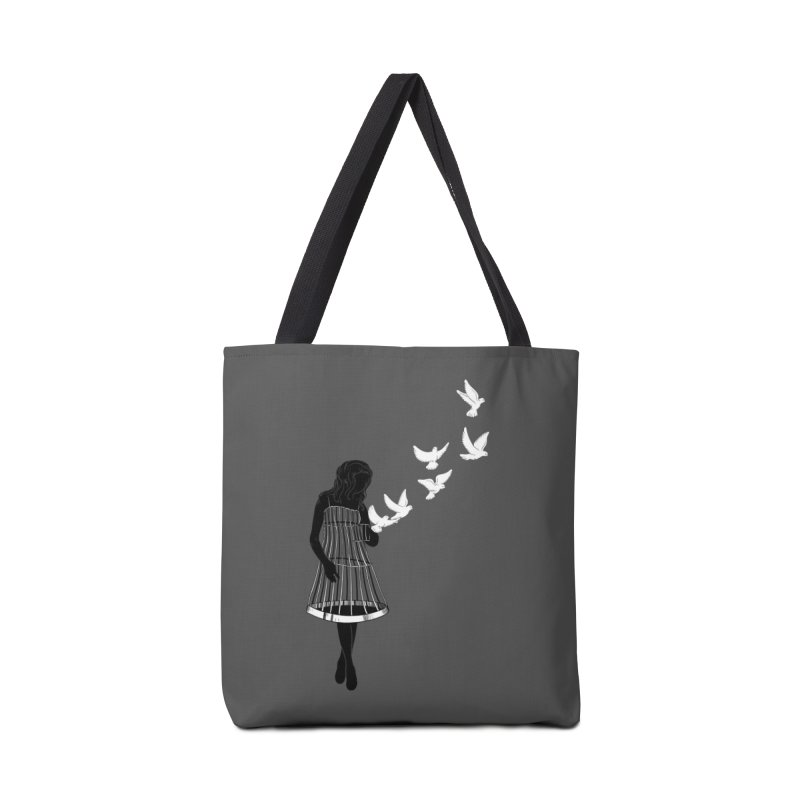 Freed Accessories Bag by Threadless Artist Shop