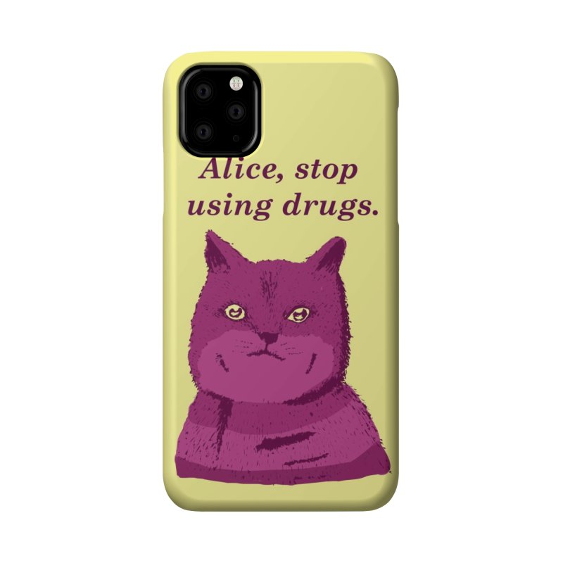 Stop, Please! Accessories Phone Case by Threadless Artist Shop