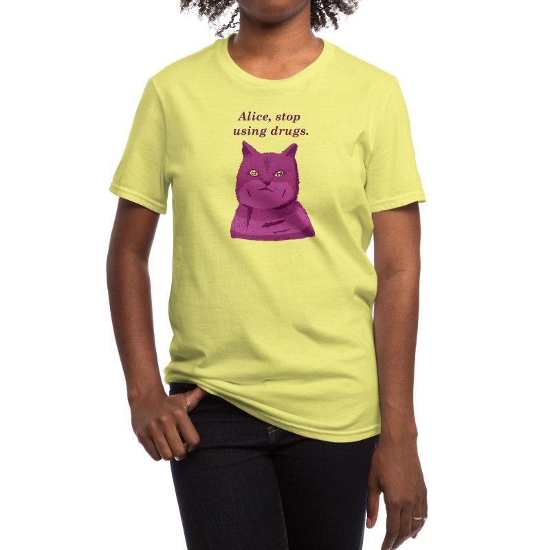 Stop, Please! Women's T-Shirt by Threadless Artist Shop