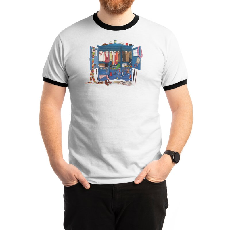 Who Do You Want to be Today? Men's T-Shirt by Threadless Artist Shop