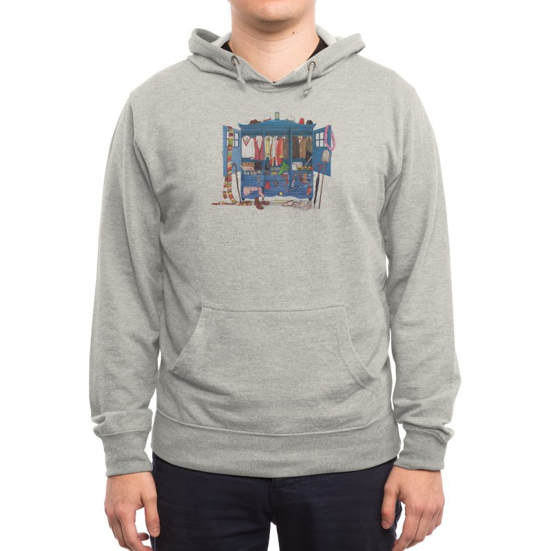 Who Do You Want to be Today? Men's Pullover Hoody by Threadless Artist Shop