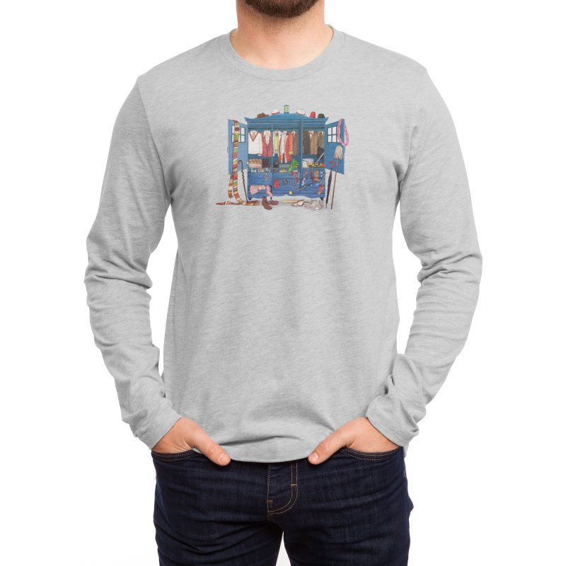 Who Do You Want to be Today? Men's Longsleeve T-Shirt by Threadless Artist Shop