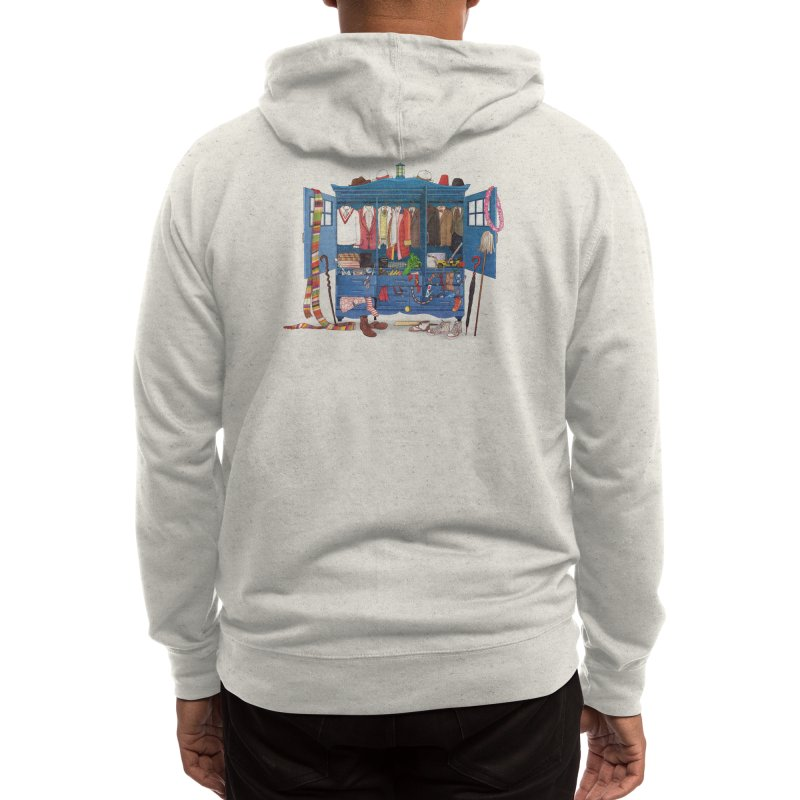 Who Do You Want to be Today? Men's Zip-Up Hoody by Threadless Artist Shop