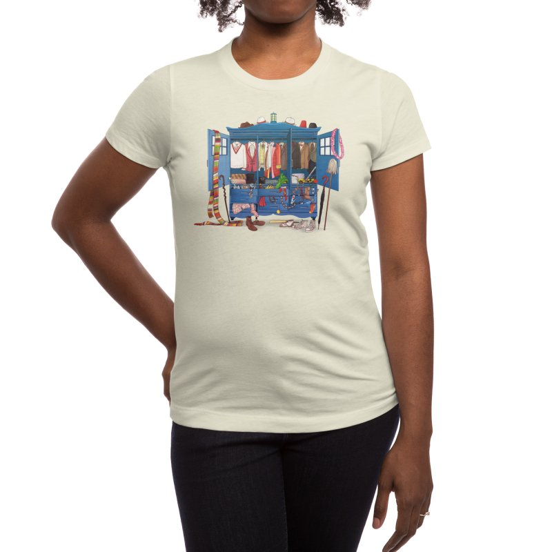 Who Do You Want to be Today? Women's T-Shirt by Threadless Artist Shop