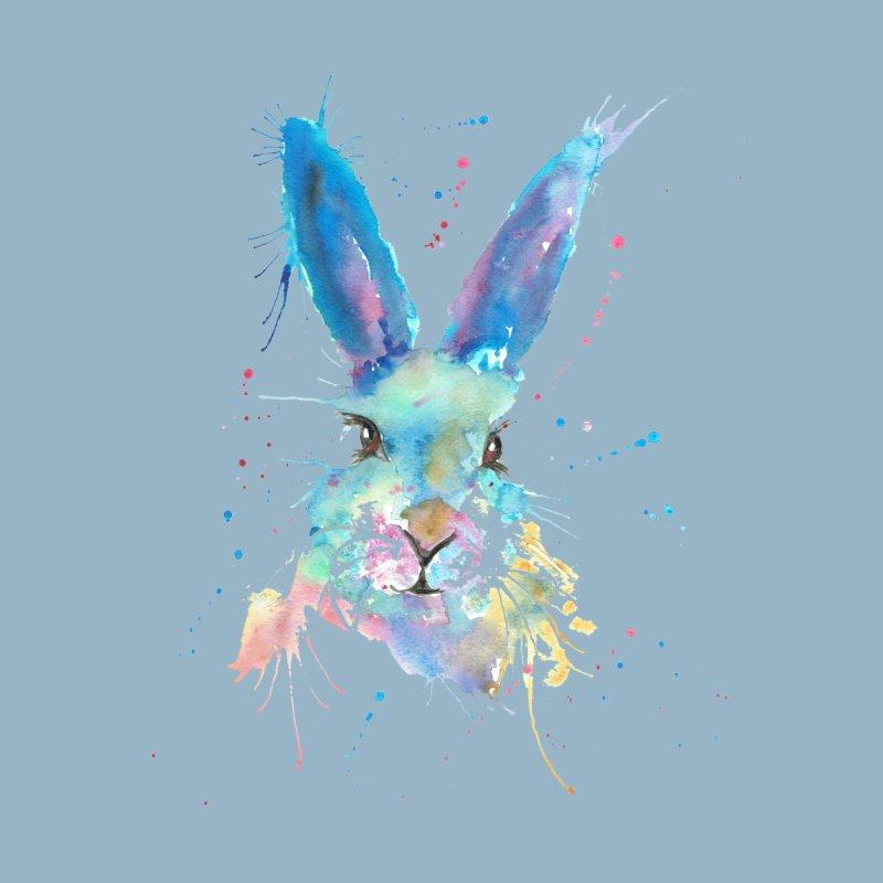 Mr. Bunny Women's T-Shirt by Threadless Artist Shop