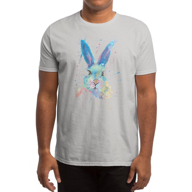 Mr. Bunny Men's T-Shirt by Threadless Artist Shop