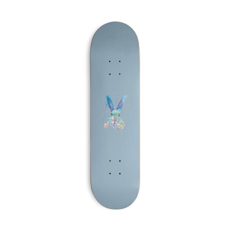 Mr. Bunny Accessories Skateboard by Threadless Artist Shop