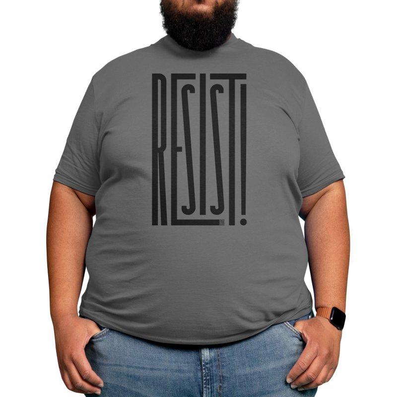 RESIST! Men's T-Shirt by Threadless Artist Shop