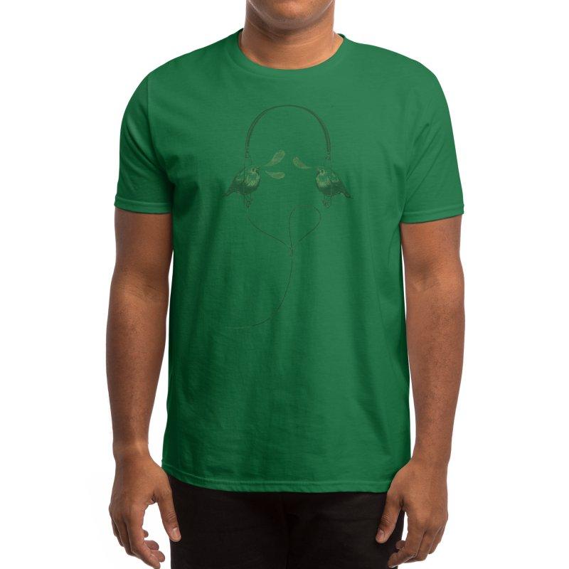 My Favorite Playlist Men's T-Shirt by Threadless Artist Shop