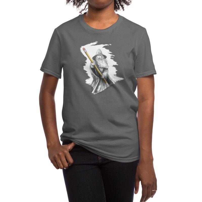 The Magic Eraser Women's T-Shirt by Threadless Artist Shop