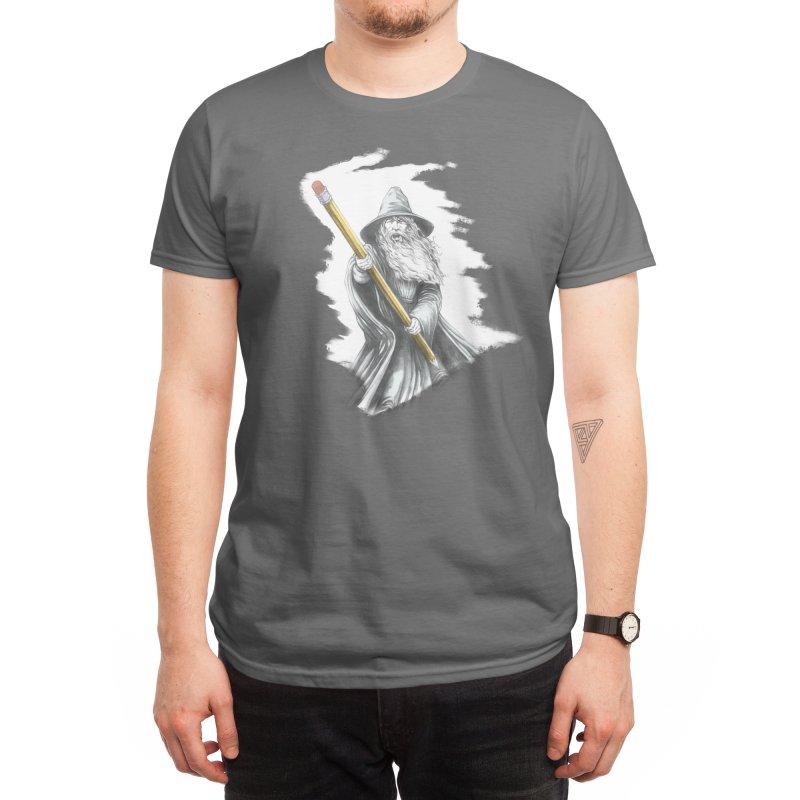 The Magic Eraser Men's T-Shirt by Threadless Artist Shop