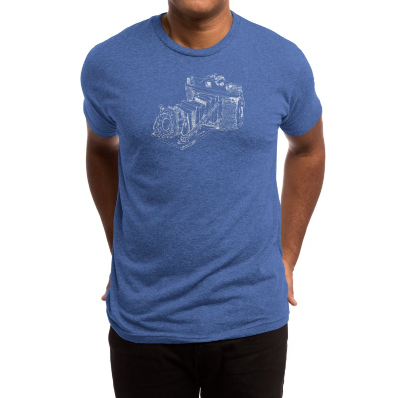 I Can't Draw Men's T-Shirt by Threadless Artist Shop