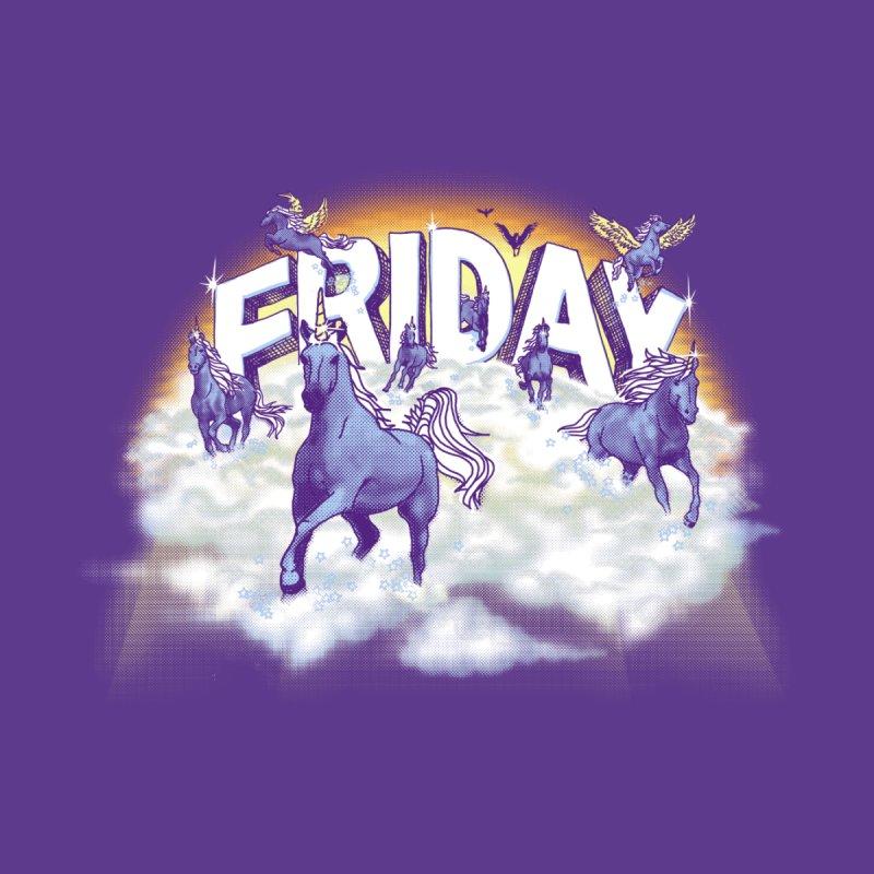Friday! Men's T-Shirt by Threadless Artist Shop