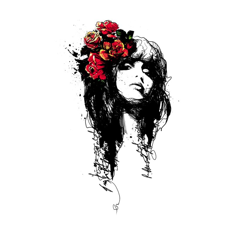 Rose Marry Men's T-Shirt by Threadless Artist Shop