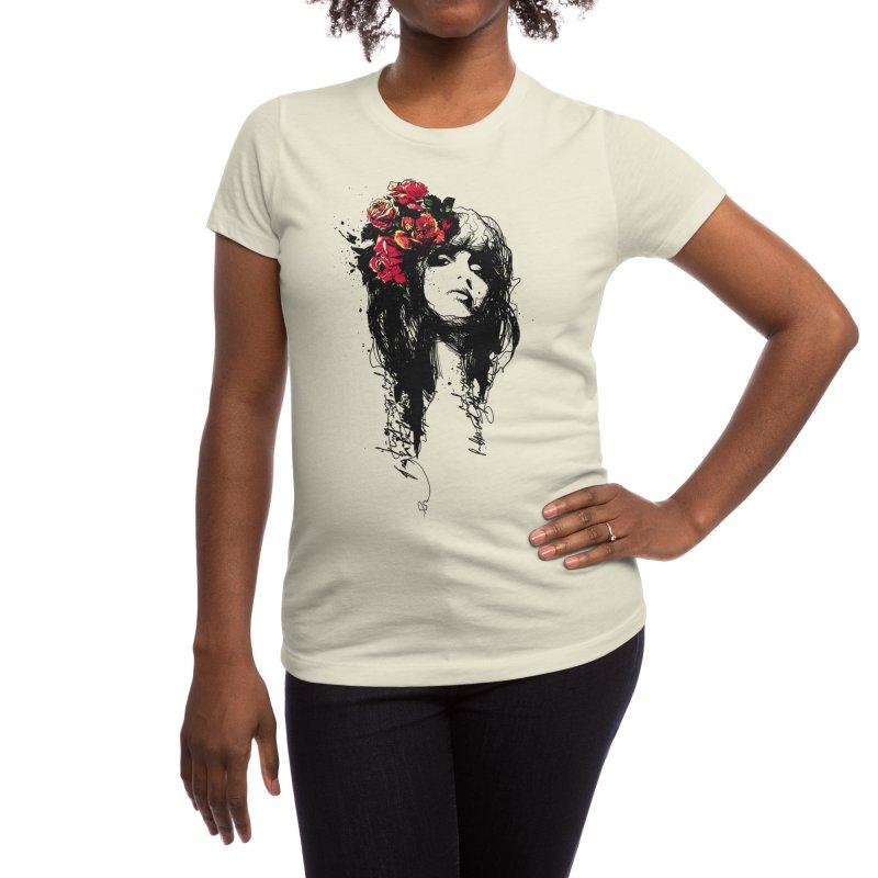 Rose Marry Women's T-Shirt by Threadless Artist Shop
