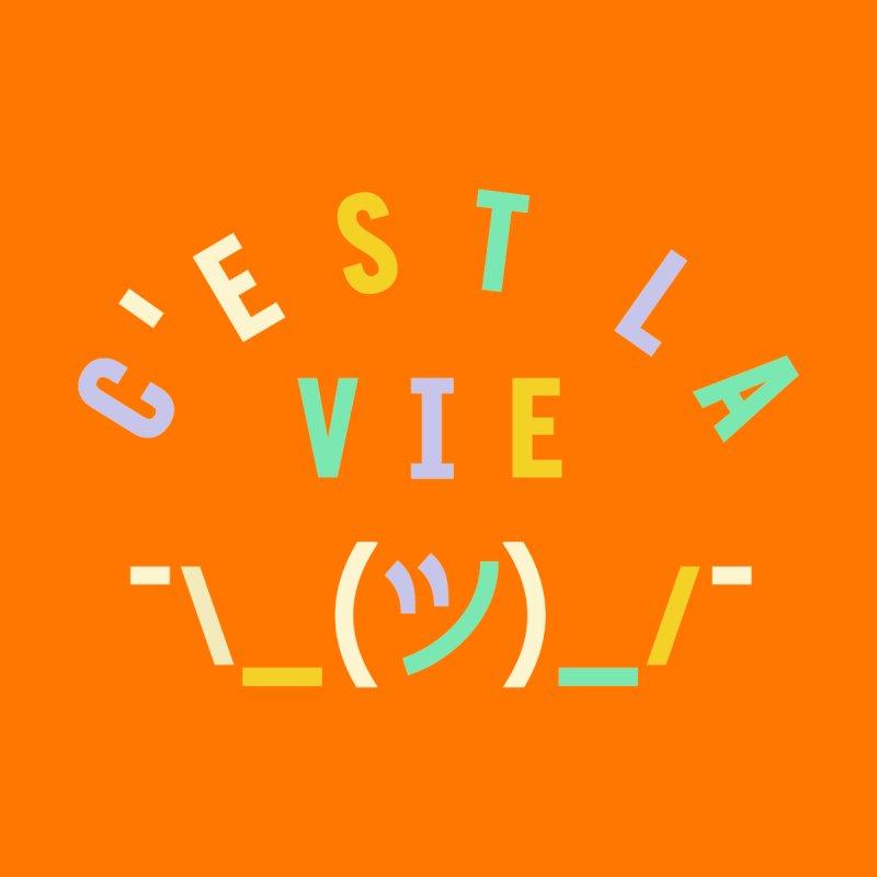 C'est La Vie Men's T-Shirt by Threadless Artist Shop