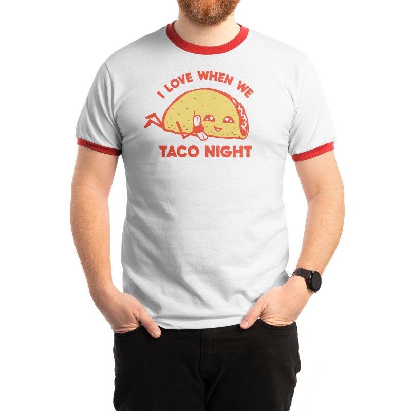TACO NIGHT Men's T-Shirt by Threadless Artist Shop