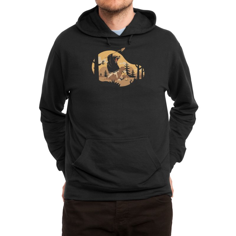 Don't Play With Matches Men's Pullover Hoody by Threadless Artist Shop