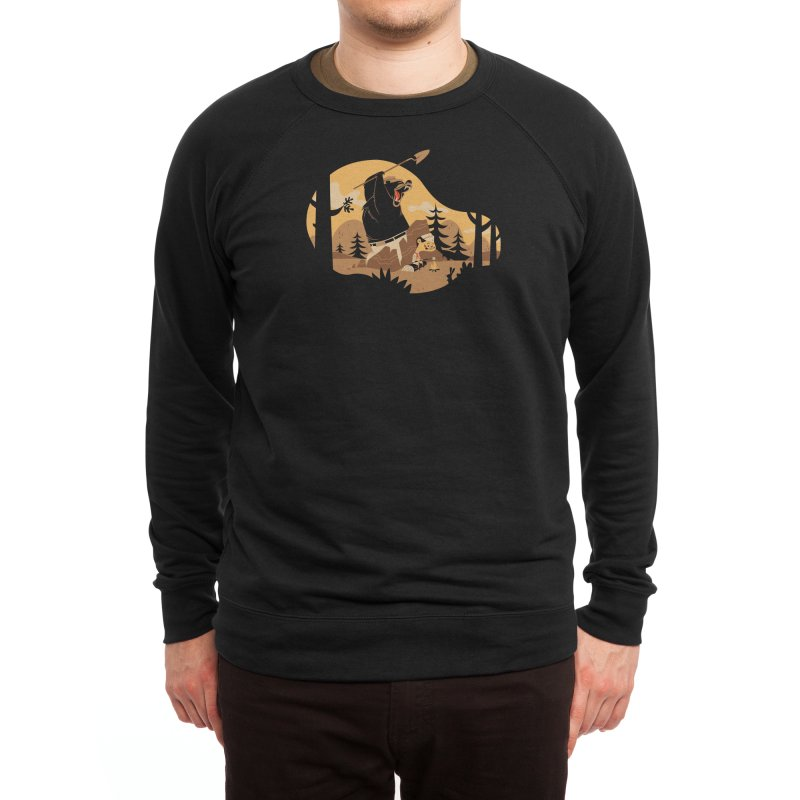 Don't Play With Matches Men's Sweatshirt by Threadless Artist Shop