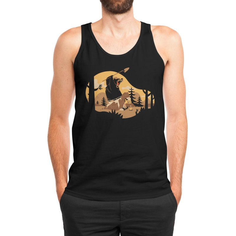 Don't Play With Matches Men's Tank by Threadless Artist Shop